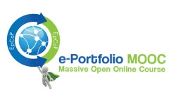 e-Portfolio MOOC logo